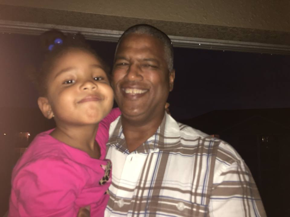 Granddaughter J