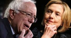 Hillary vs. Bernie
