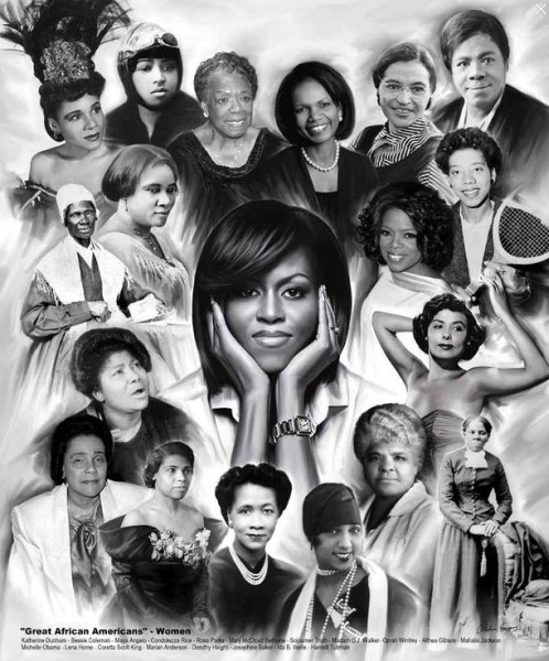 great black women