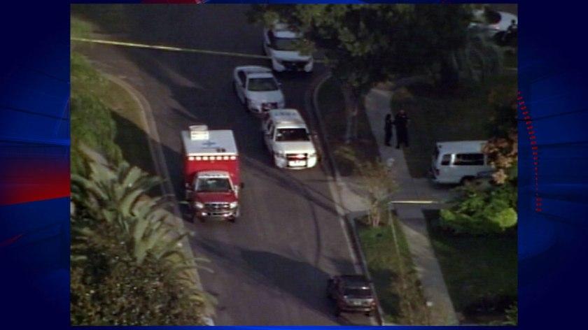 Orlando shooting neighborhood