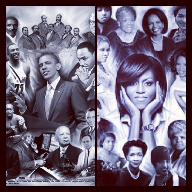 Black leaders