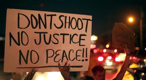 No Justice, NoPeace!