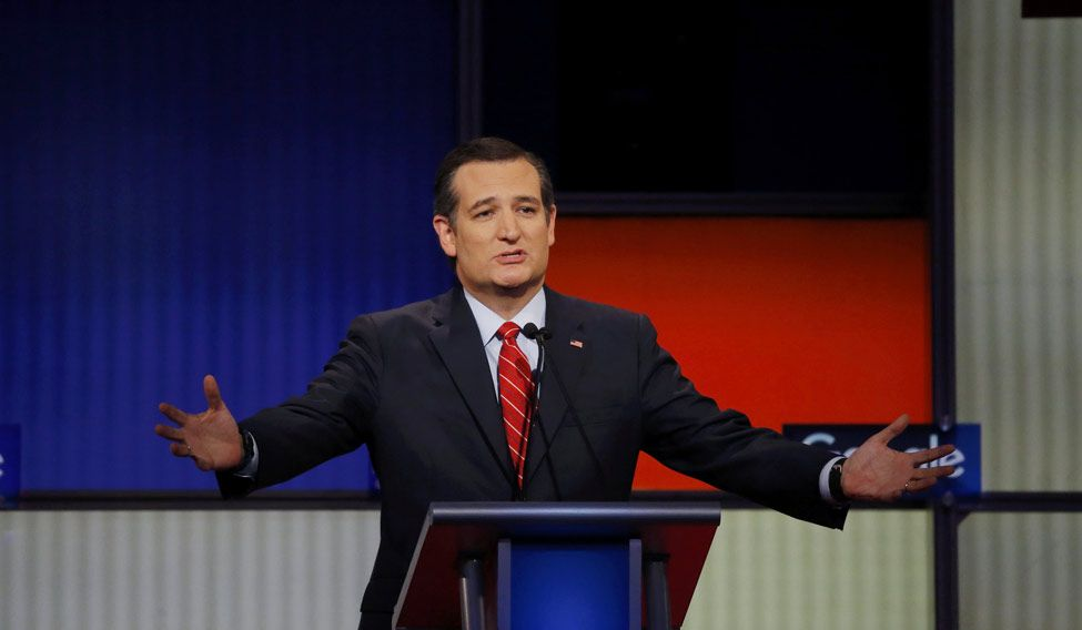 "Ted Cruz to Donald Trump: ""Did You Forget I Was a Scorpion?"""
