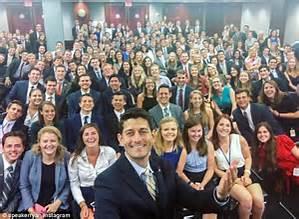 A Republican Intern meeting