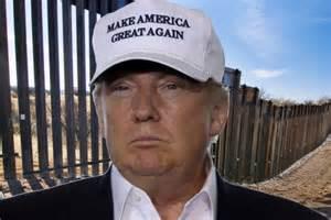 a trump hat