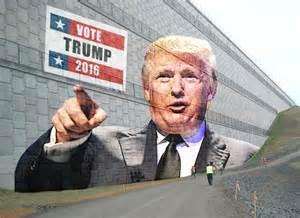 a trump wall