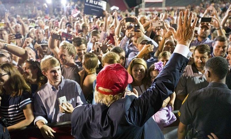 Even Whiter Audiences Donald Trump Could SpeakTo?