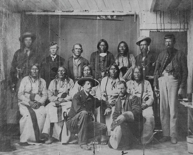 a fort laramie treaty