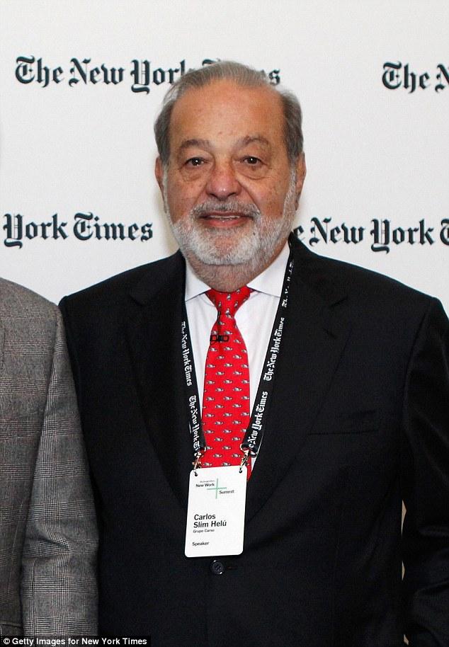 Busted! Carlos Slim