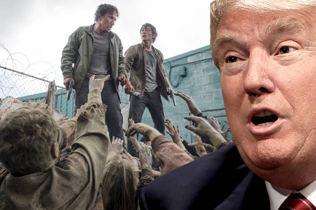The Walking Dead: AKA The Republican Party