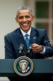#YesMyPresident
