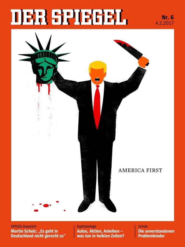 Der Spiegel Trump