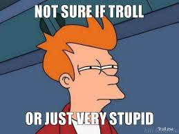 a-troll