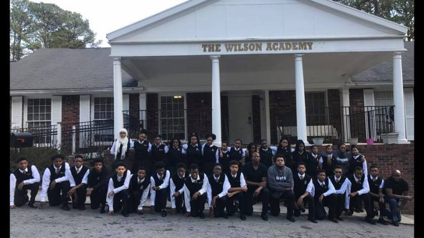 WilsonAcademyWarriors
