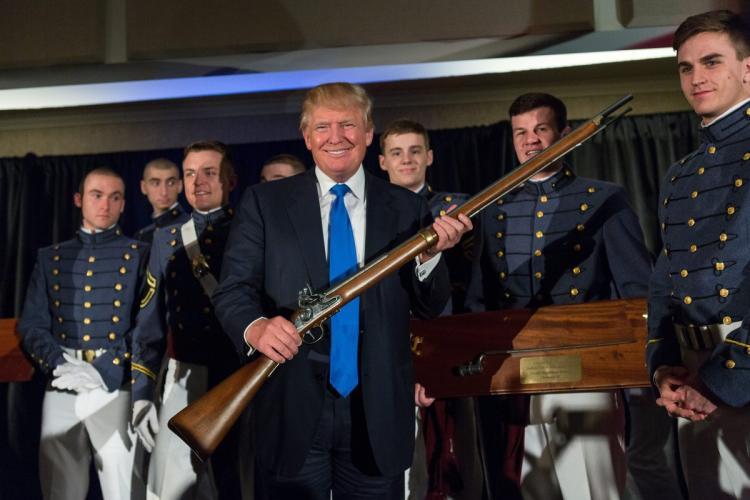 Trump's Wars: The Week in Review4/14/17