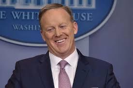 Sean Spicer: Gonna Miss You When You'reGone