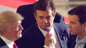 Manafort under the bus