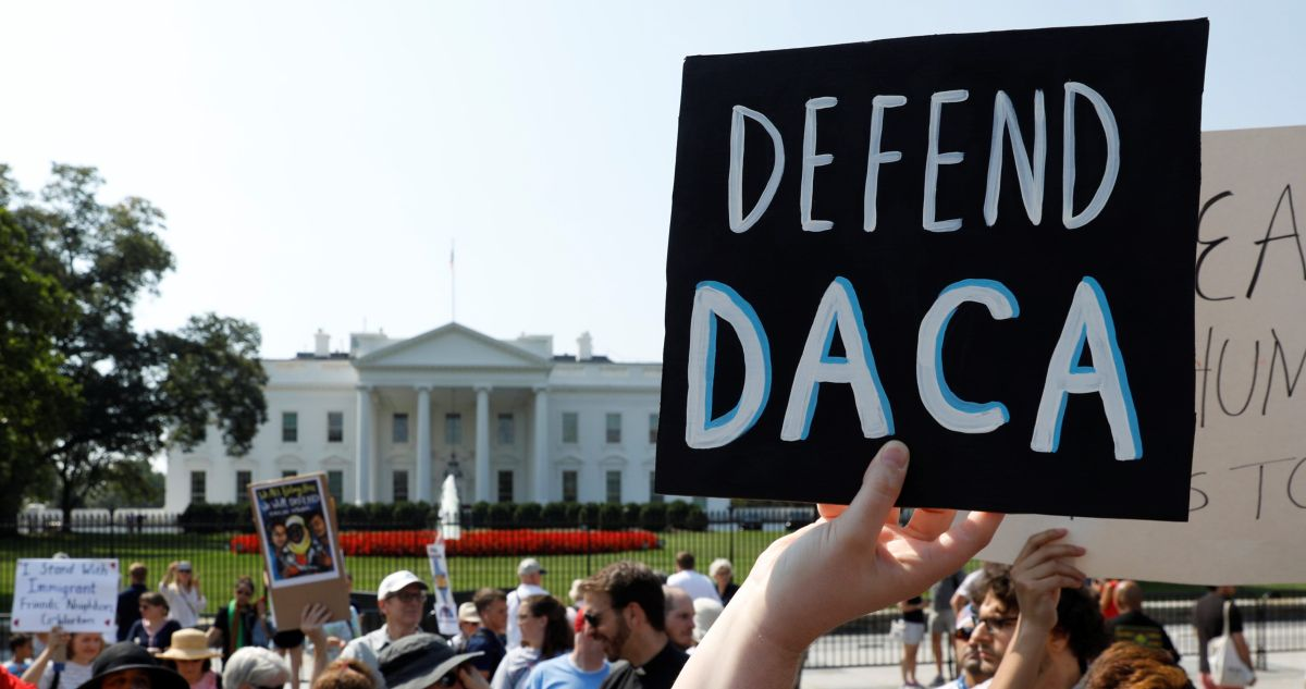 The Dreamers (DACA Recipients): Shadow Warriors