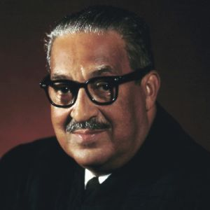 From Thurgood Marshall to Clarence Thomas