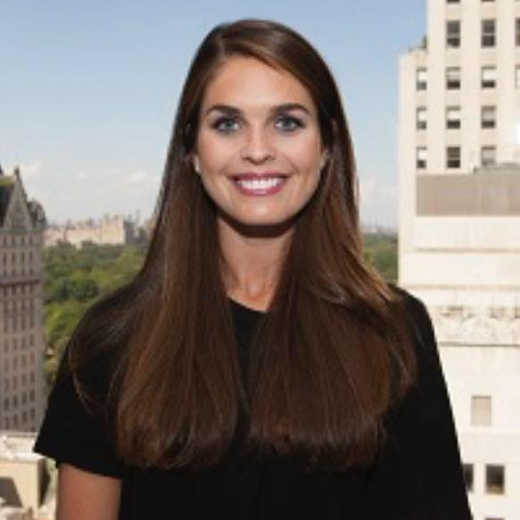 Hope Hicks Is Having A Very, Very, Very Bad Year!