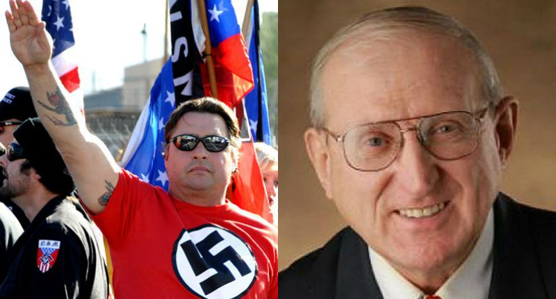 Nazi On Ballot In Illinois For Congressional Seat