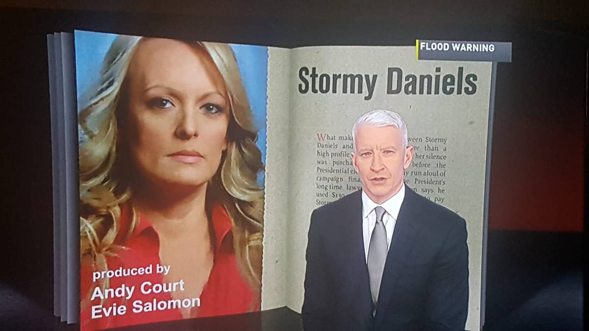 "What We Learned From The Stormy Daniels Interview On ""60 Minutes."""