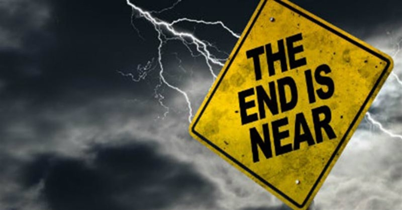 The End Is Near! (The Trump Presidency Faces Certain Doom)