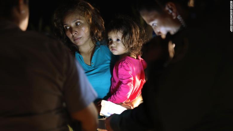 Where Are The Girls? Trump's Zero-ToleranceShame